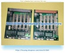 백플레인 PCA-6105P5 전체 PCI 슬롯은 AT 및 ATX 산업용 마더 보드를 지원합니다.
