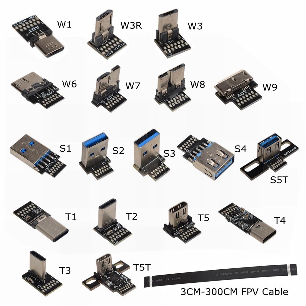 Cable de extensión plano y Flexible para cardán para Monitor de mano,...