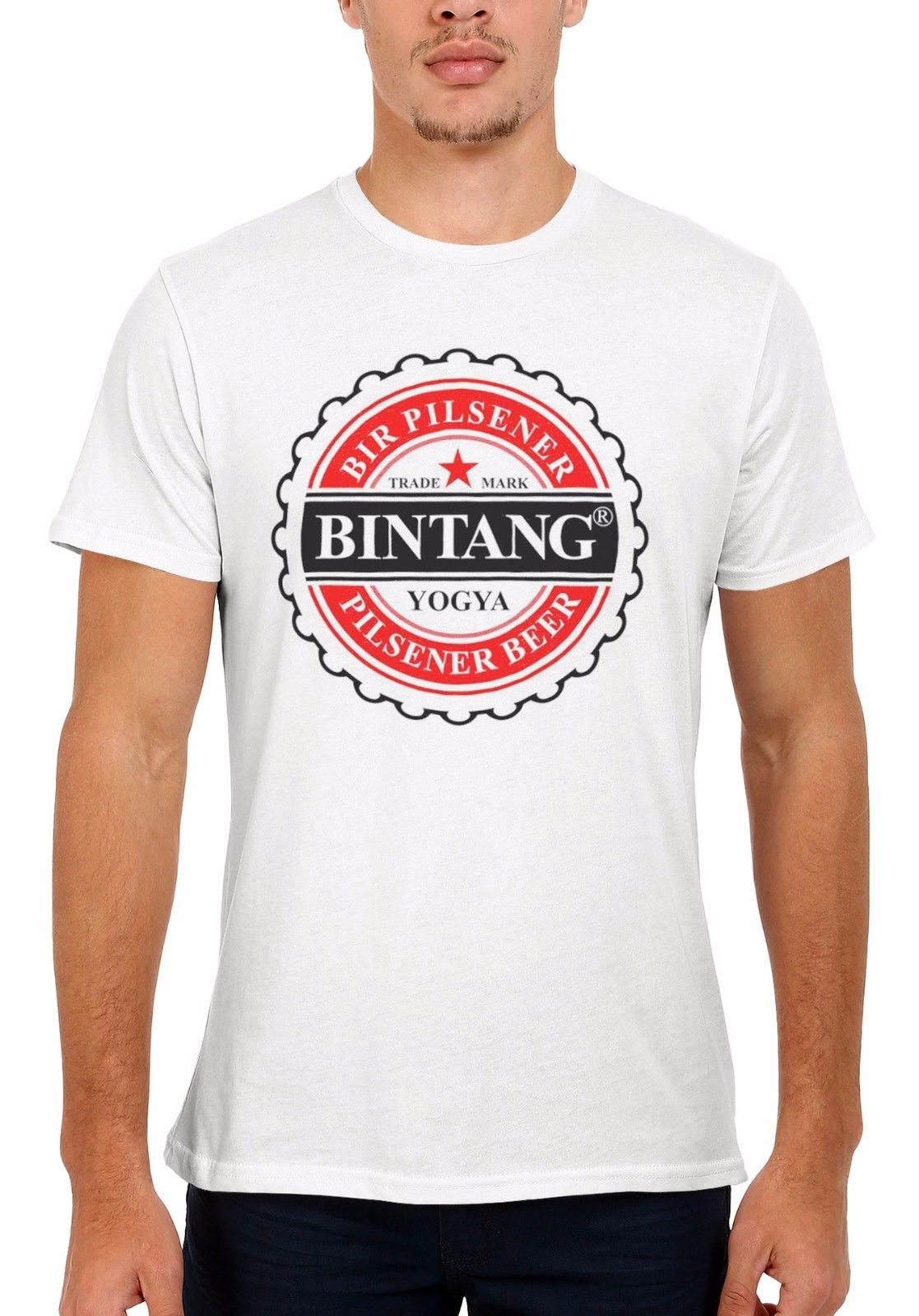 Bintang Bali cerveza Verano Divertido fresco hombres mujeres chaleco Top Unisex camiseta 1905 suelta Negro hombres camisetas Homme