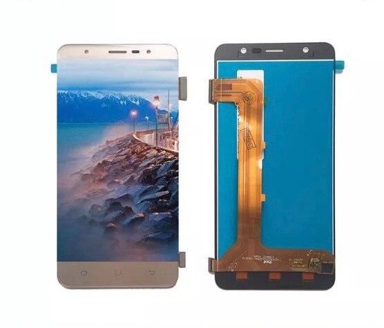 Celular pantalla compeleta para hisense f102 display lcd de vidro digitador da tela substituição do monitor lcd