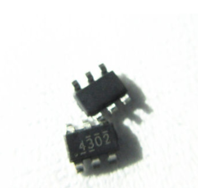 جديد 10 قطعة/الوحدة TPS54302DDCR TPS54302DDCT TPS54302 وسم 4302 SOT23-6