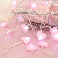 CN Love     guirlande lumineuse en coton  decoration de noel  nouvel an  arbre de noel  pour la maison  decoration de mariage