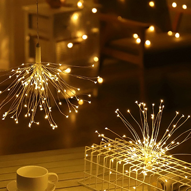 10m 5m led string lights silver wire fairy warm white garland home christmas wedding holiday party decoration powered by battery MIFLAME LED String light Silver Wire Fairy warm white Garland Home Christmas Wedding Party Decoration Powered by Battery Batter