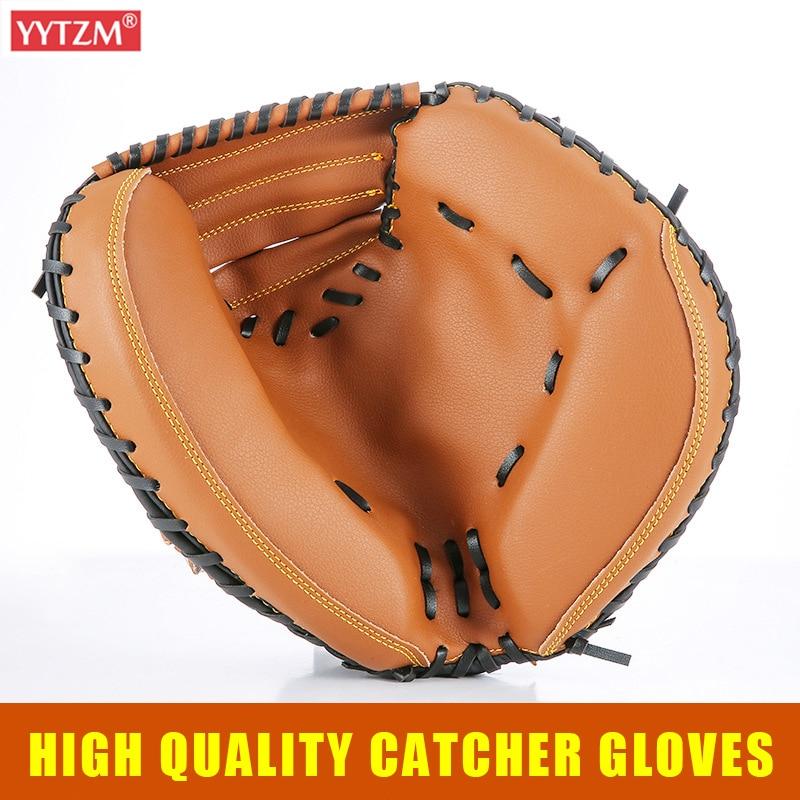 12,5 ''de béisbol Guantes de receptor de espesor de PVC imitación de...
