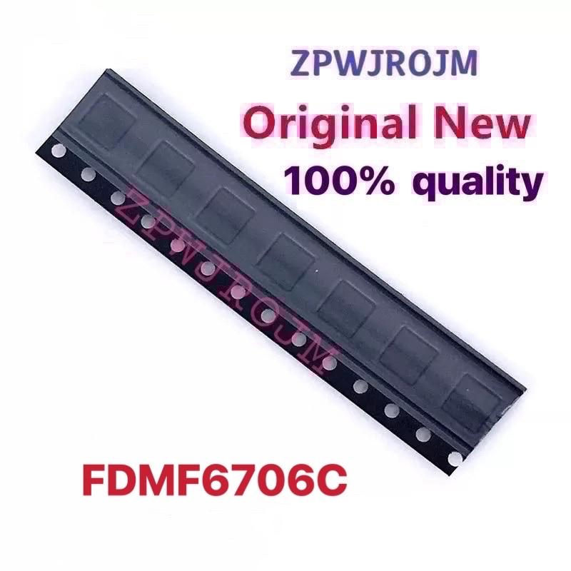 5 Stks/partij FDMF6706C Fdmf 6706C QFN-40