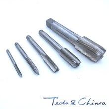 1 pièce M13 M14 X 0.5mm 0.75mm 1mm 1.25mm 1.5mm 1.75mm 2mm métrique HSS droit robinet filetage outil usinage * 0.75 1 1.25 1.5 1.75