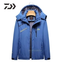 daiwa fishing clothing men sport fishing clothes climbing breathable jacket fishing wear outdoor cycling waterproof coat hiking