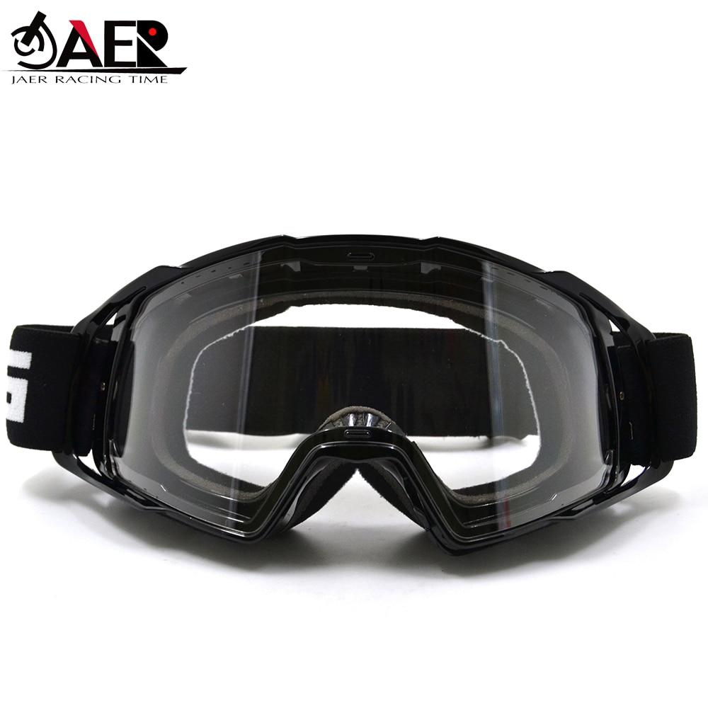 JAER Motocross Goggles Glasses Dirt Bike ATV Off Road Motorcycle Gafas 100% Moto Helmet Googles Anti Wind Eyewear MX Goggles enlarge