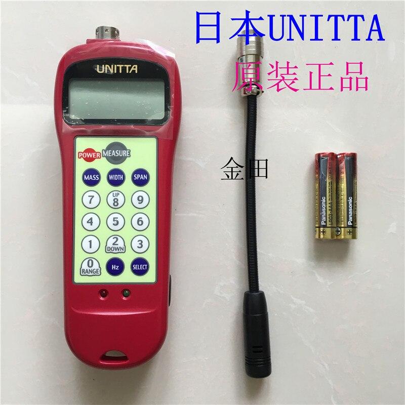 Japan Unitta Digital Audio Leather Belt Tension Meter U-508