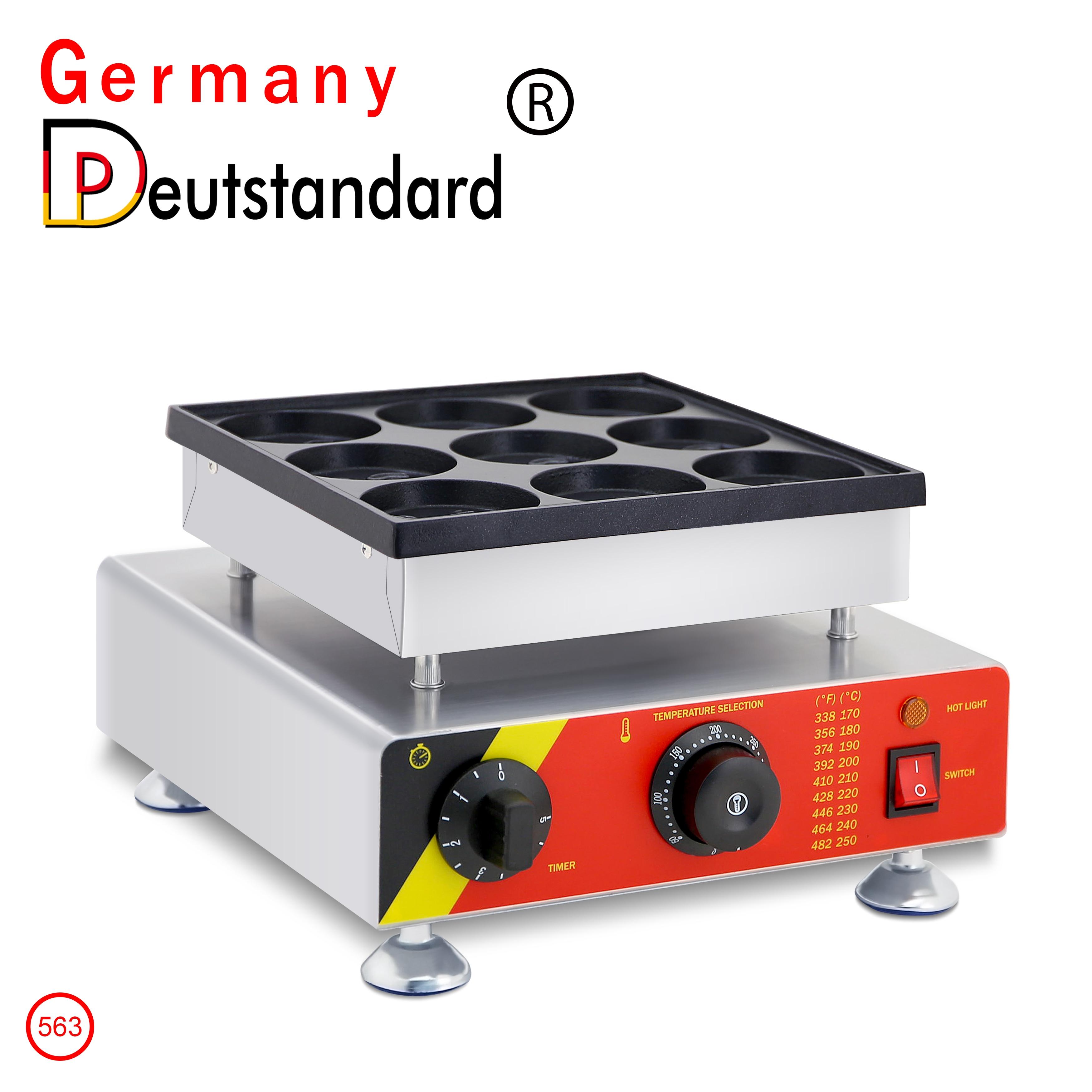 Новый коммерческий улыбка Форма вафельница электрическая мини-блинница гриль для голландских оладий оборудование для пекарни с высоким ка...