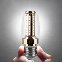 e27 led 12w 20w 24w 30w smd2835 led candle bulb 220v save energy warmcool white led corn lamp bombillas home light