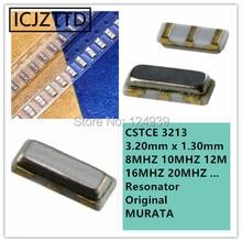 NEW Original CSTCE 3213 8M 10M 12M 20M 16M CSTCE8M CSTCE16M CSTCE20M CSTCE12M CSTCE10M 3.2*1.3mm 3.20mm x 1.30mm