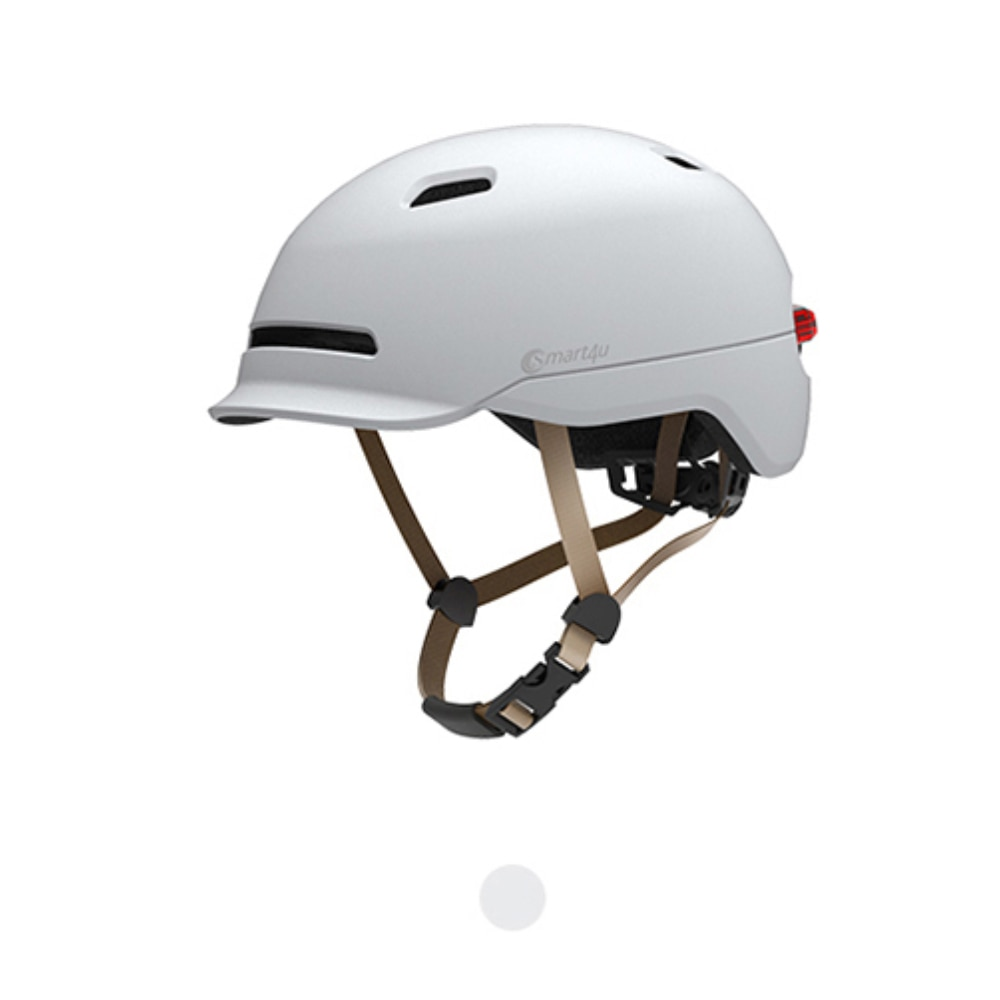 2021 Top Hot Smart4u Bicycle Helmet Electric Bicycle Helmet with Taillight enlarge
