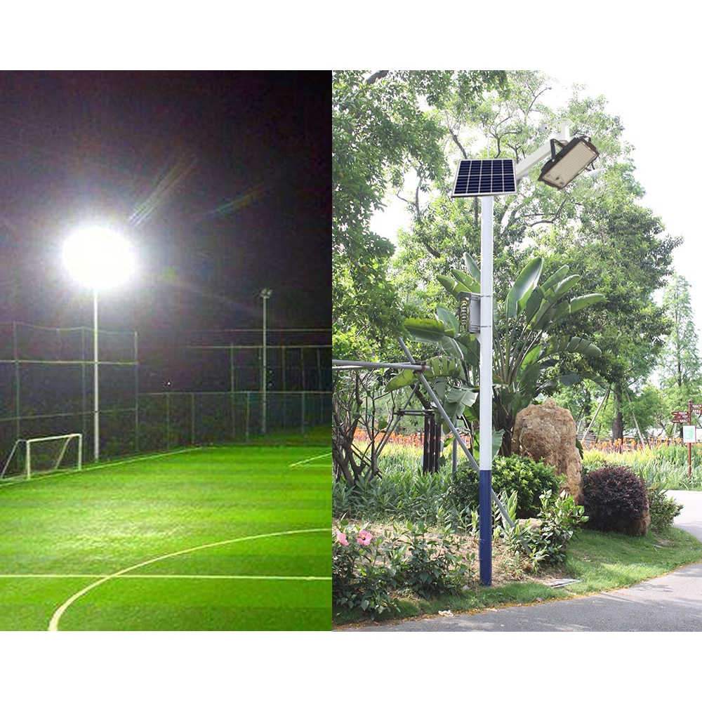 PIR Solar Led  Light Panel  5meter Cable Garden  Outdoor Lamp Graden Street Night Light Solar Outdoor Lamp Solar Floodlight enlarge