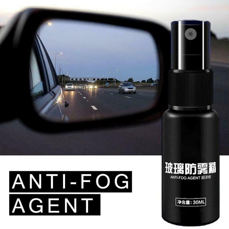 Водонепроницаемый противотуманный агент спрей для автомобильного зеркала заднего вида очистка лобового стекла автомобиля Мойка обслуживания аксессуары