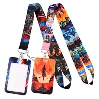 lt1076 star wars movie neck strap lanyards keychain badge holder id card pass hang rope lariat lanyard for key rings accessories