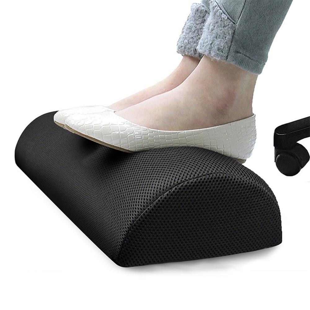 Almohadilla elástica de algodón para almohada reposapiés, cojín antideslizante de espuma médica para el hogar y la Oficina