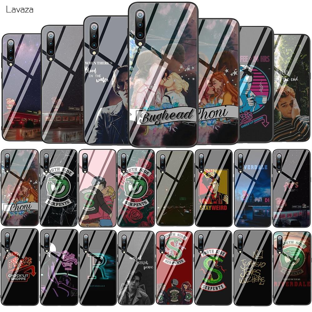 Funda suave de vidrio templado Lavaza waterdale Viper para Xiaomi Redmi Note 5 6 7 Pro mi 8 Lite 9 A1 A2 F1 TPU