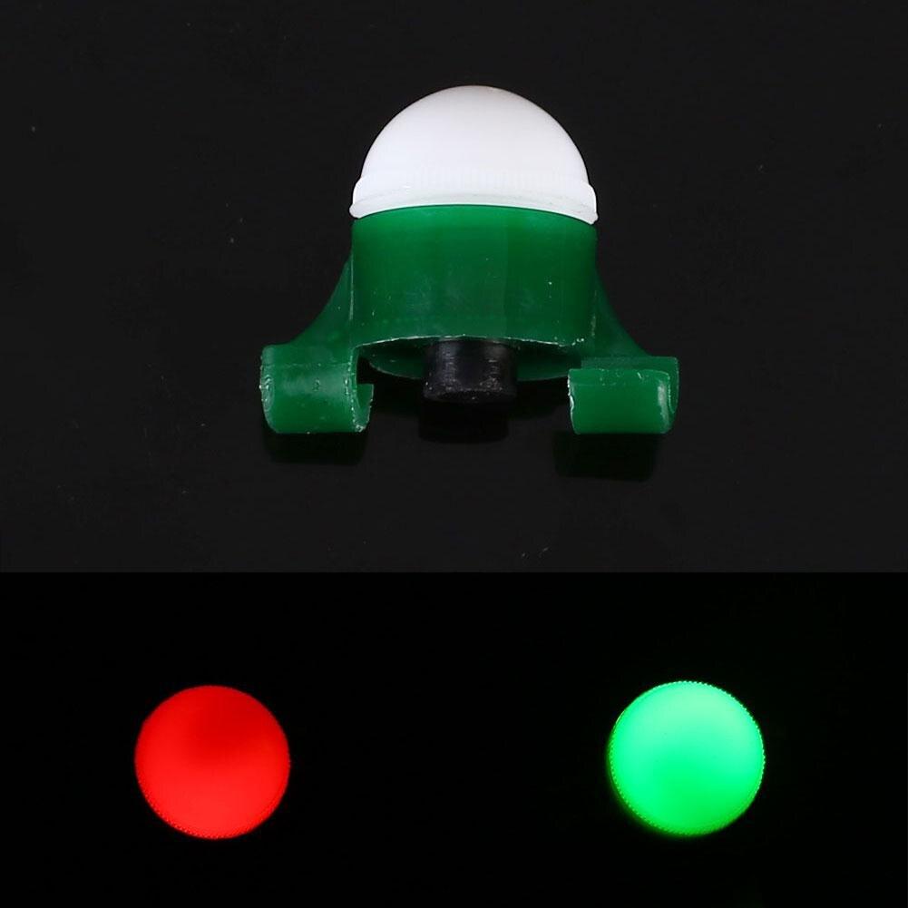 Bite Alarm Light LED Alert Bell Fishing Fishing Fishing Tools Fish Finder