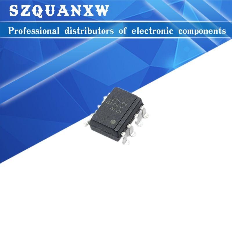 ml4425cs sop 28 10 шт PC827 SOP-8 EL827 TLV827 TLV-827 SOP оптоизолятор фотоэлектрическая муфта