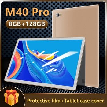 Tablet PC  M40 Pro TABLET WITH PEN 10 core MTK Helio P60 tablets Android 10.0 8GB RAM 256GB ROM tablet android 10.0 inches