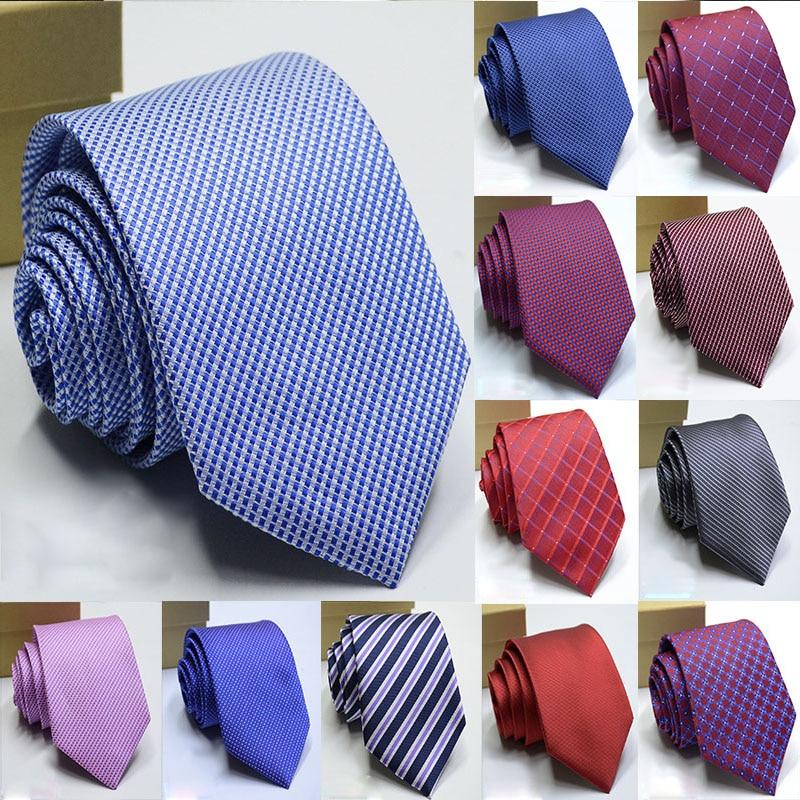 mens ties silk tie slim business wedding necktie blue ties men polka dot ties for men gravata 8cm men shirt accessories Mens Ties New Design Neck Ties 8cm Dot Ties for Men Formal Business Wedding Party Gravatas Men Accessories Necktie