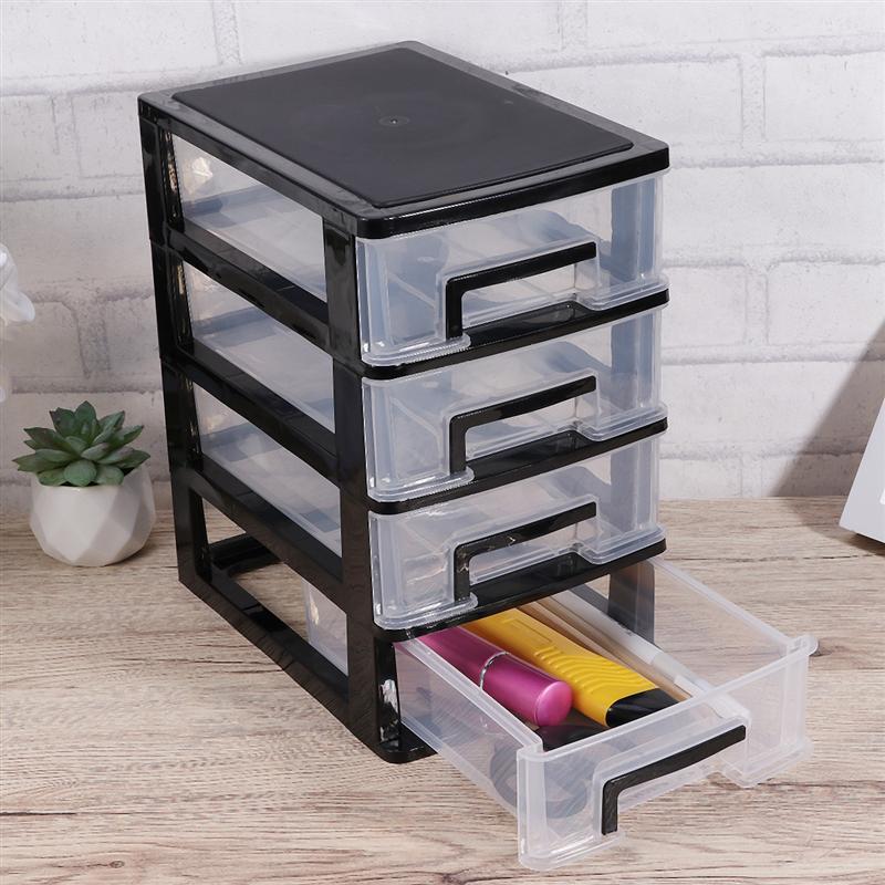 1 قطعة خزانة المحمولة دائم درج تخزين منظم سطح المكتب الرف صندوق تخزين تخزين الرف للمنزل مكتب