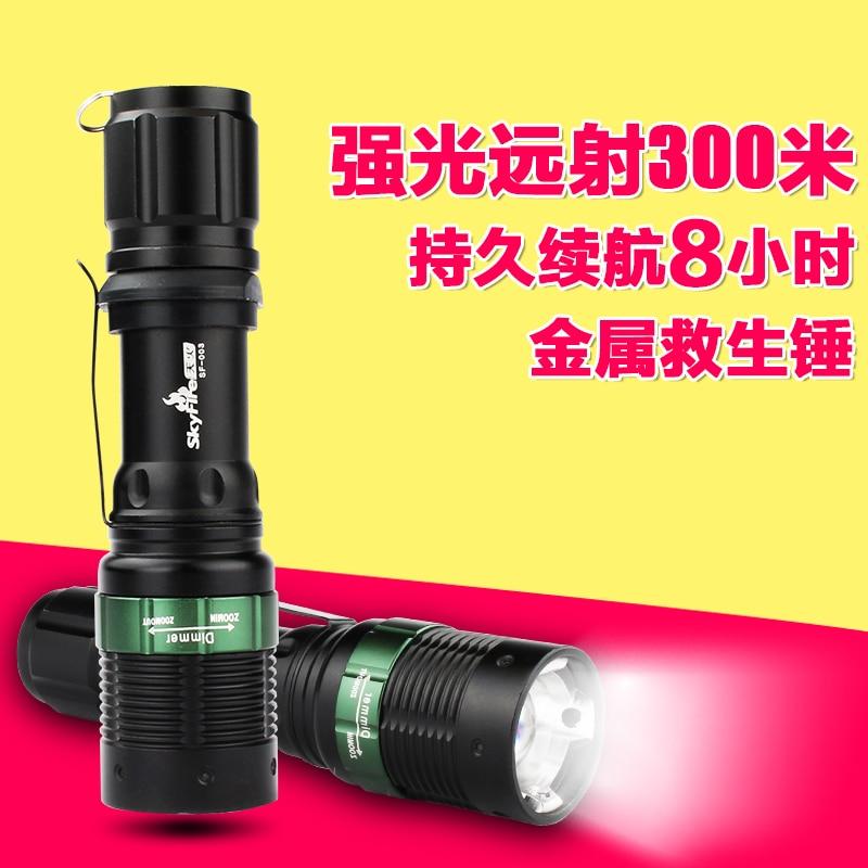 Multifunction Waterproof Flashlight Camping Outdoor Powerfu Flash Tactical Flashlight Linterna Led Lighting Torches DB60SD enlarge