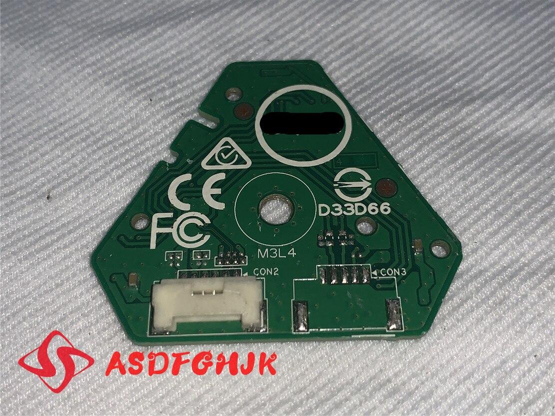 Panel de luz lateral genuino para Alienware awaur 7-7999slv-pus Aurora r7, cn-0uk2fc...