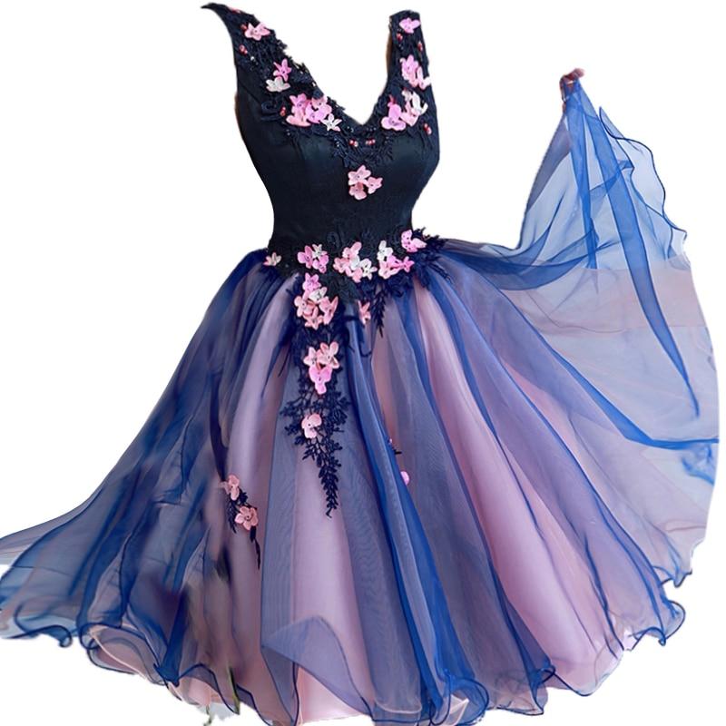 فستان حفلات نسائي مطرز 2020 فساتين متوسطة الطول فساتين متوسطة الطول فستان كوكتيل نسائي أنيق