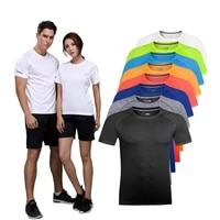 new brand clothing fitness running t shirt men o neck t shirt resilience bodybuilding sport shirts tops gym men t shirt