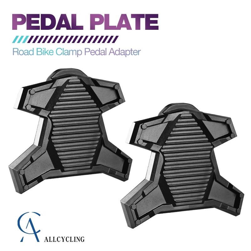 RICHY-Adaptador de plataforma de Pedal para bicicleta de carretera, convertidor para sistema...