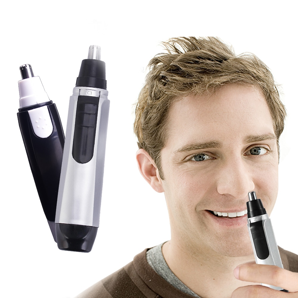 2020 New Electric Nose Hair Trimmer Ear Face Clean Razor Removal Shaving Care Kit for Men and Women
