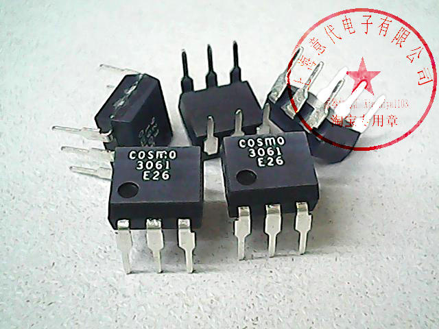 5pcs COSMO3061 MOC3061