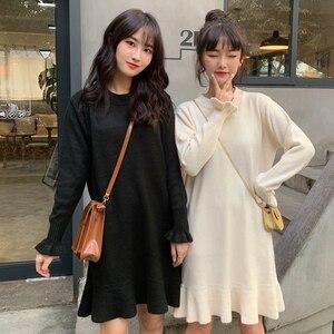 Women's Autumn Clothing 2020 nian New Korean Style Fashion kawaii clothing sweet lolita dress  victorian dress  renaissance