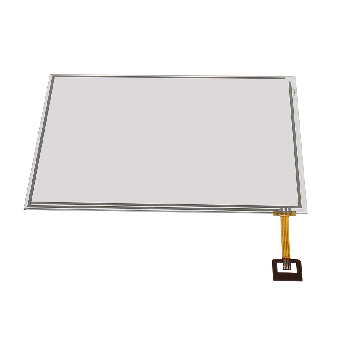 1 pc 8 pulgadas 4 pines pantalla táctil de cristal digitalizador LCD panel para Chrysler para Dodge Ghibli 8,4 RB5 RE2 monitor de coche