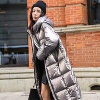 Зимняя пуховая куртка, модные женские парки, яркие цвета, теплые пальто и куртки, женская одежда, зимнее женское пальто WPY1930