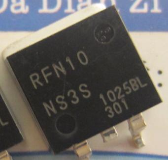 ¡Entrega Gratuita! Parche RFN10NS3S LCD plasma triodo a-263 accesorios de encapsulación