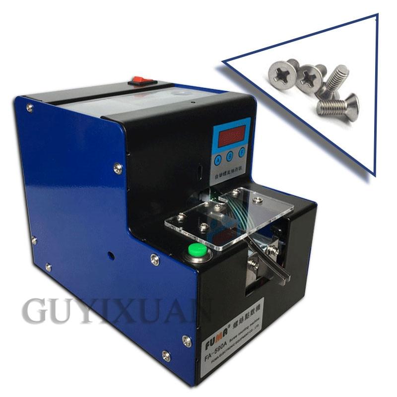 التلقائي المسمار نقطة آلة FA-590A الأجهزة متجر المسمار العد آلة المسمار نقطة المسمار مكافحة