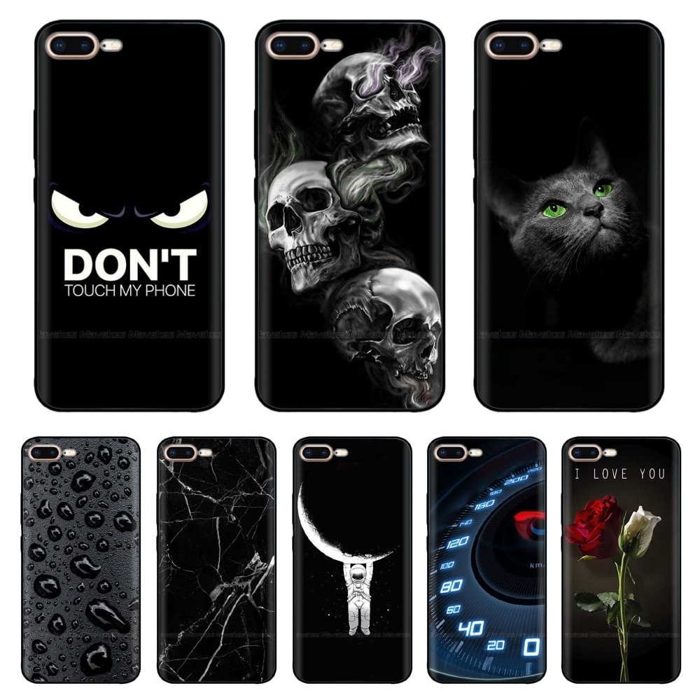 Case for iPhone 7 8 Cases Full Protection Soft Tpu Back Covers for Apple iPhone 7 8 Plus Bumper 7P 8