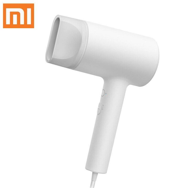 Secador de Cabelo Original Xiaomi Mijia Negativo 1800w Forte Vento Professinal Secagem Rápida Ventilador Íon