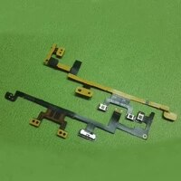 high quality power on off switch flex cable for ipad 3 4 ipad4 a1416 a1430 a1458 a1460 volume up down button silent mute key