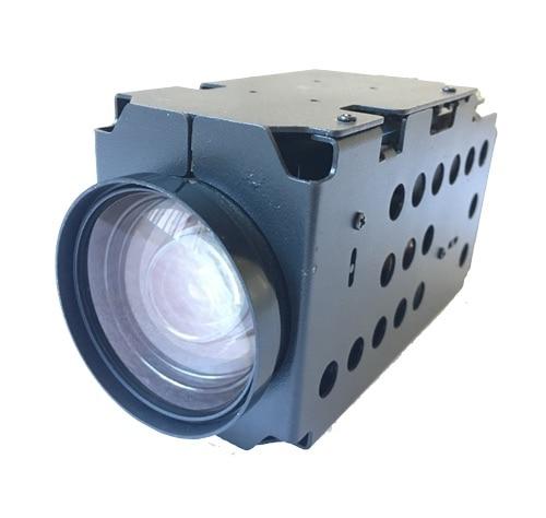 عرض شين ستارلايت 2MP 6 ~ 210 مللي متر 35x زووم بصري ديفوج بلوك كاميرا LVDS وحدة الكاميرا لفحص صناعة الطائرة بدون طيار الروبوت