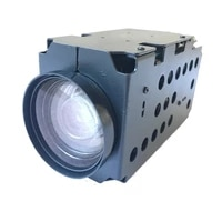 view sheen starlight 2mp 6210mm 35x zoom optical defog block camera lvds camera module for robot drone industry inspection