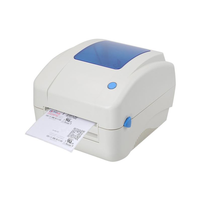 490B General Express Waybill Product Barcode QR Code Logistics Shipping Sticker 30-108mm USB Bluetooth Thermal Label Printer