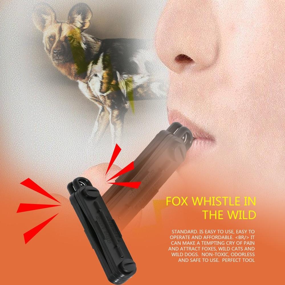 1 vnt. Lauko lapės pūkų lapės sprogdintojo švilpuko plėšrūno - Medžioklė - Nuotrauka 4