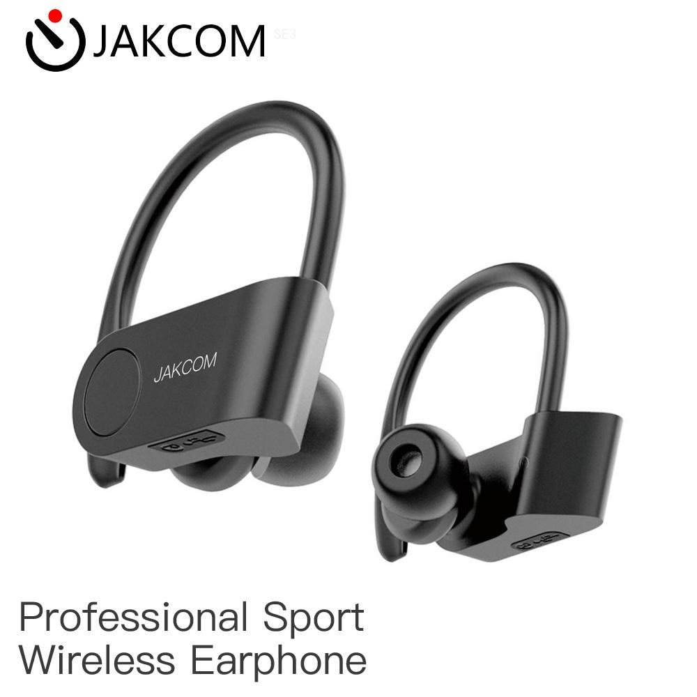 JAKCOM SE3 Sport écouteur sans fil plus récent que caisson de basses jeu de têtes gamer guitares funda 2 dragon ball z couverture air galaxy bourgeons plus