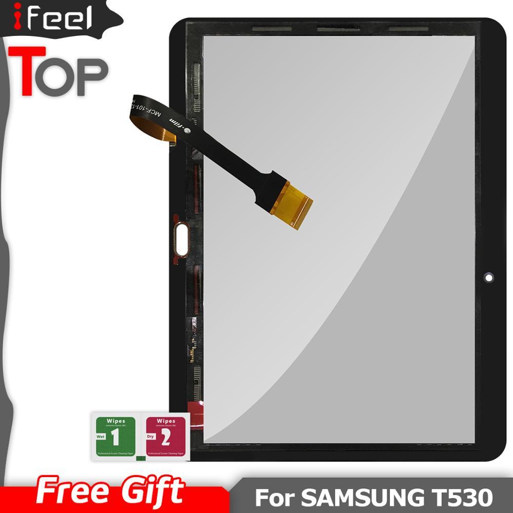 Pantalla táctil para Samsung Galaxy Tab 4 10,1 T530 T531 T535, Sensor digitalizador de panel de pantalla táctil