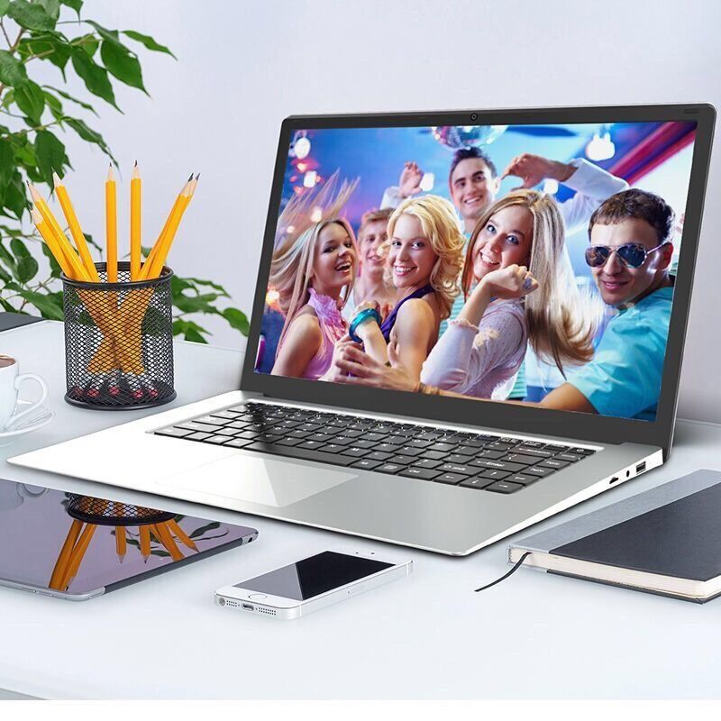 BEST SELLER laptop 13.3inch notebook  n3350 CPU With 128GB 256GB 512GB SSD 1TB HDD  laptops made in China