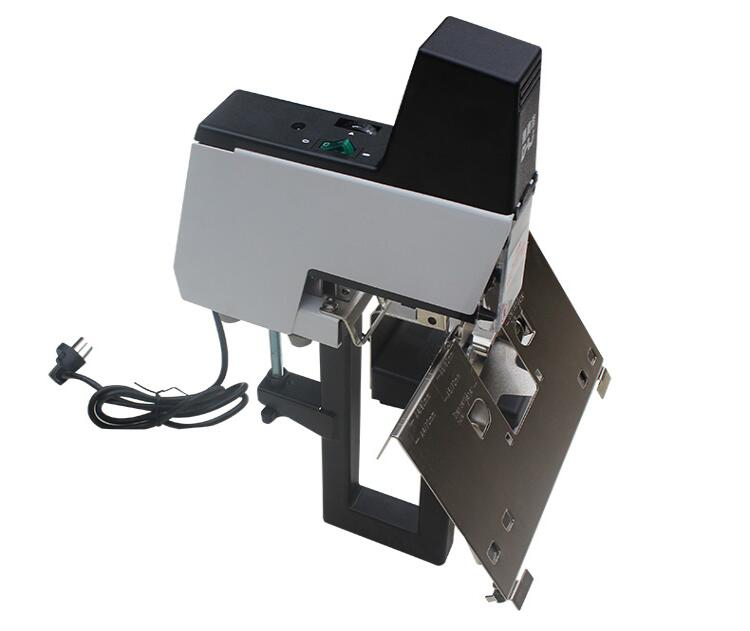 106 heavy-duty electric Level stapling / saddle stitchers ,dual heavy-duty stapler,saddle stitch , paper files automatic stapler enlarge